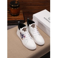 Versace High Tops Shoes For Men #543591