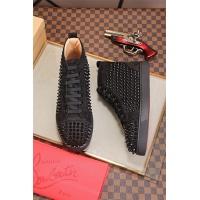Christian Louboutin High Tops Shoes For Men #543647