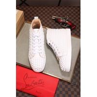Christian Louboutin High Tops Shoes For Men #543649