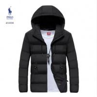 Ralph Lauren Polo Down Jacket Long Sleeved Zipper For Men #544048