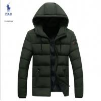 Ralph Lauren Polo Down Jacket Long Sleeved Zipper For Men #544051