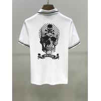 Philipp Plein PP T-Shirts Short Sleeved Polo For Men #544194
