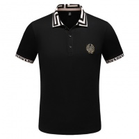 Versace T-Shirts Short Sleeved Polo For Men #544253