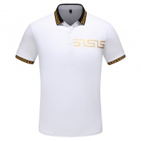 Versace T-Shirts Short Sleeved Polo For Men #544261