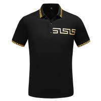 Versace T-Shirts Short Sleeved Polo For Men #544262