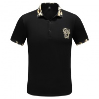 Versace T-Shirts Short Sleeved Polo For Men #544286
