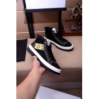 Versace High Tops Shoes For Men #545036