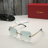 Cartier AAA Quality Sunglasses #545228