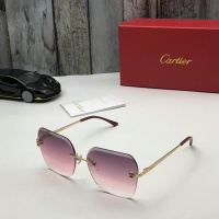 Cartier AAA Quality Sunglasses #545230