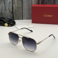 Cartier AAA Quality Sunglasses #545239