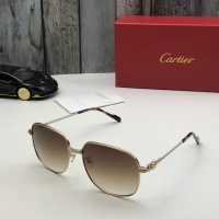 Cartier AAA Quality Sunglasses #545253