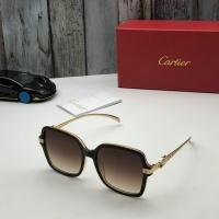 Cartier AAA Quality Sunglasses #545260