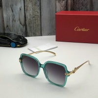 Cartier AAA Quality Sunglasses #545263