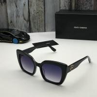 Dolce & Gabbana D&G AAA Quality Sunglasses In Black #545281