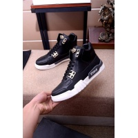 Versace High Tops Shoes For Men #545311