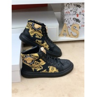 Versace High Tops Shoes For Men #545453