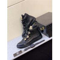 Versace High Tops Shoes For Men #545455