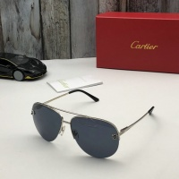 Cartier AAA Quality Sunglasses #545570