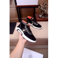 Versace High Tops Shoes For Men #545883