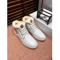 Versace High Tops Shoes For Men #545885