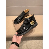 Versace High Tops Shoes For Men #545896