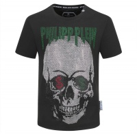 Philipp Plein PP T-Shirts Short Sleeved O-Neck For Men #546132