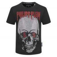 Philipp Plein PP T-Shirts Short Sleeved O-Neck For Men #546133