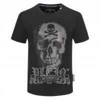 Philipp Plein PP T-Shirts Short Sleeved O-Neck For Men #546137