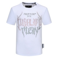 Philipp Plein PP T-Shirts Short Sleeved O-Neck For Men #546140