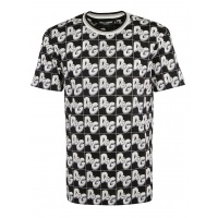 Dolce & Gabbana D&G T-Shirts Short Sleeved O-Neck For Men #546312