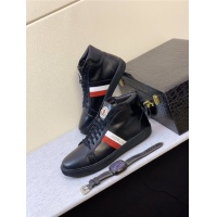 Moncler High Tops Shoes For Men #546334