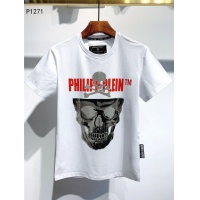 Philipp Plein PP T-Shirts Short Sleeved O-Neck For Men #546341