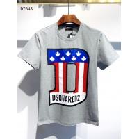 Dsquared T-Shirts Short Sleeved O-Neck For Men #546427
