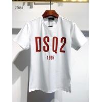 Dsquared T-Shirts Short Sleeved O-Neck For Men #546443