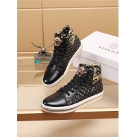 Versace High Tops Shoes For Men #546552