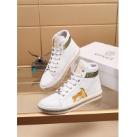 Versace High Tops Shoes For Men #546553