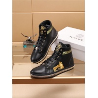 Versace High Tops Shoes For Men #546554