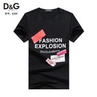 Dolce & Gabbana D&G T-Shirts Short Sleeved O-Neck For Men #546677