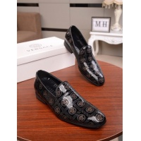 Versace Leather Shoes For Men #546721