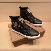 Versace High Tops Shoes For Men #546723