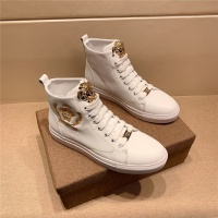 Versace High Tops Shoes For Men #546724