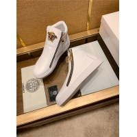 Versace High Tops Shoes For Men #546725