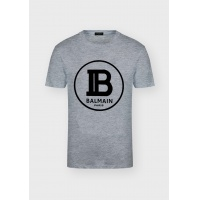 Balmain T-Shirts Short Sleeved O-Neck For Men #547007