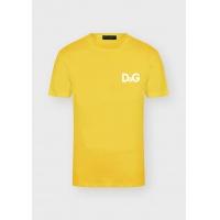 Dolce & Gabbana D&G T-Shirts Short Sleeved O-Neck For Men #547058
