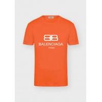 Balenciaga T-Shirts Short Sleeved O-Neck For Men #547078