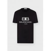 Balenciaga T-Shirts Short Sleeved O-Neck For Men #547079