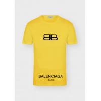 Balenciaga T-Shirts Short Sleeved O-Neck For Men #547086