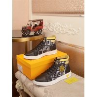 Fendi High Tops Casual Shoes For Men #547116