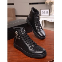 Philipp Plein PP High Tops Shoes For Men #547126