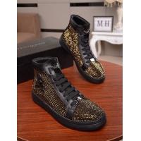 Philipp Plein PP High Tops Shoes For Men #547129